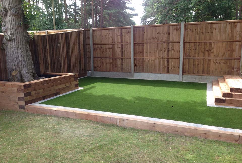 decking-with-artificial-grass Projects