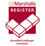 marshalls-accredited-landscape-contractor Testimonials