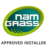 nam-grass-approved-installer Testimonials