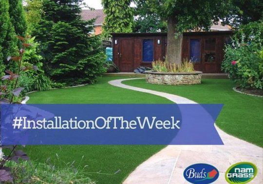Installation of the week